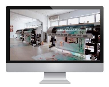 ReBrand - широкоформатен дигитален печат. Изработка на беклит филми. Дизайн. Печат. Монтаж.