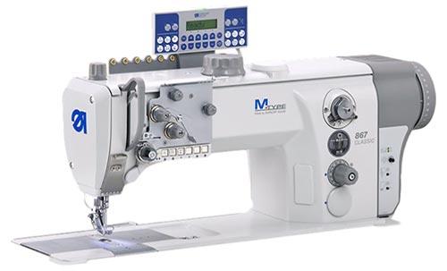 машина за професионално шиене