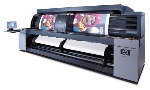 машини ребранд широкоформатен печат
