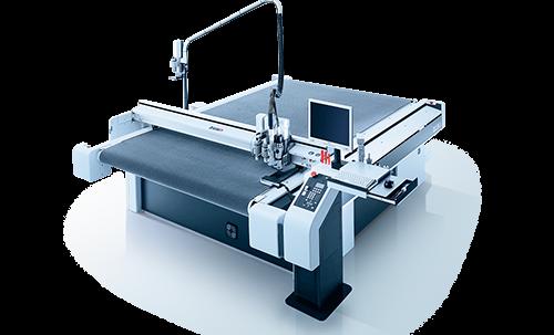 Машини за широкоформатен печат.