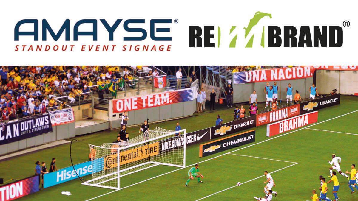 Rebrand - официален представител на Amayse