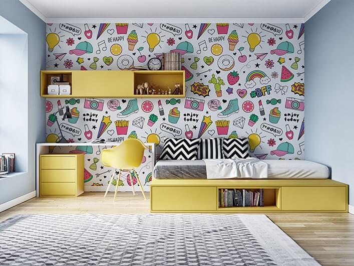 променете облика на стаята си