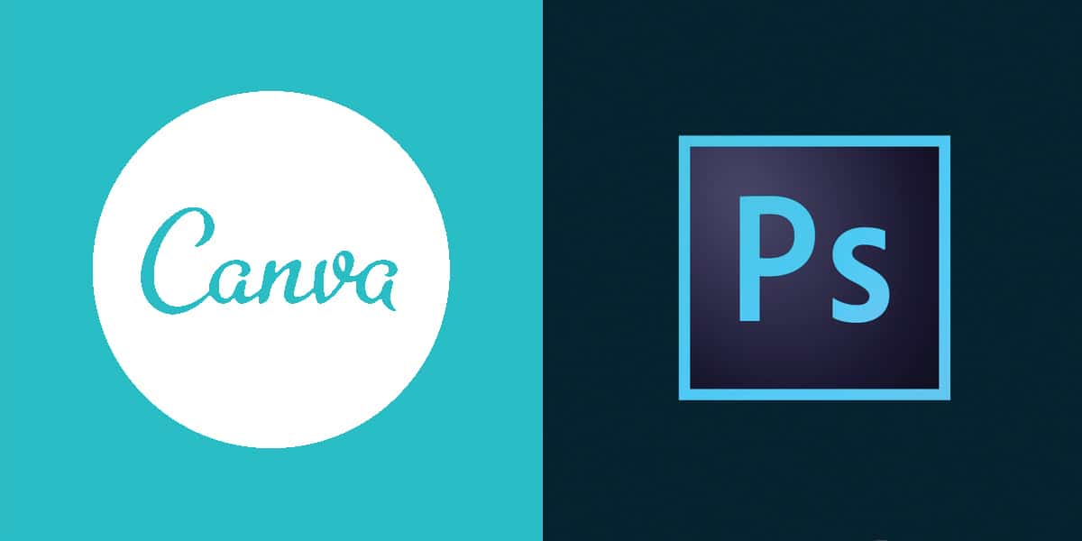 създайте дизайн с Canva или Photoshop